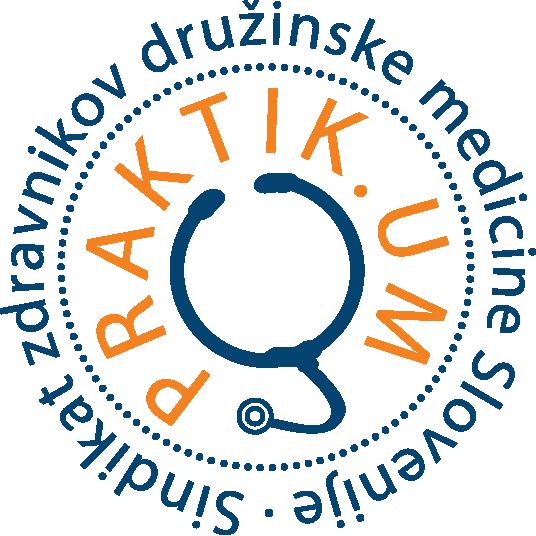 PRAKTIK.UM, sindikat zdravnikov družinske medicine Logo